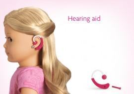 Уникальные куклы со слуховыми аппаратам