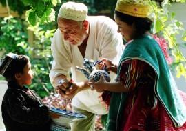 Слухопротез пожилых людей